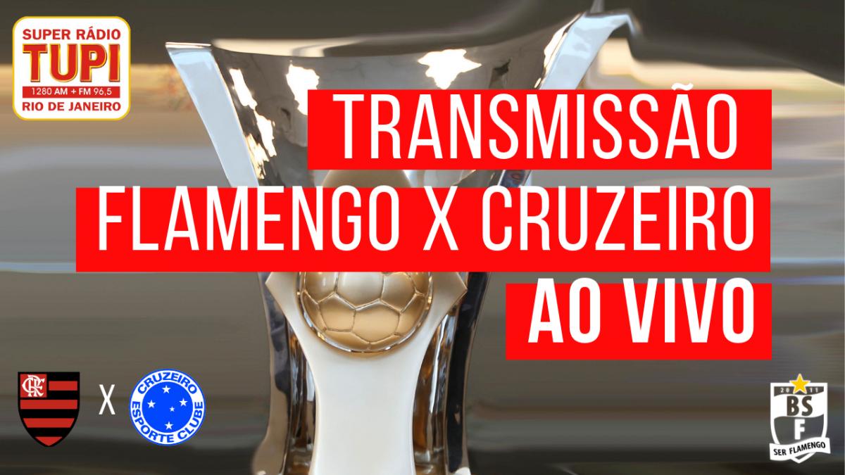 Transmissão Ao Vivo Flamengo X Cruzeiro Brasileirão 2019
